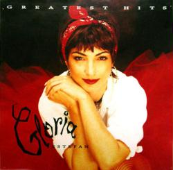 Gloria Estefan poster: Greatest Hits vintage LP/Album flat