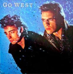 Go West poster: Go West vintage LP/Album flat