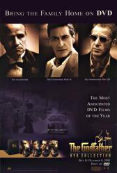 The Godfather Collection movie poster [Al Pacino/Marlon Brando] 27x40
