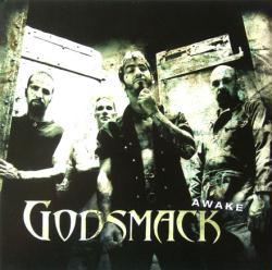 Godsmack poster: Awake vintage LP/Album flat (2000)