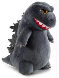 "Godzilla Phunny Plush 8"" grey plush toy (Kidrobot) Factory-Sealed"