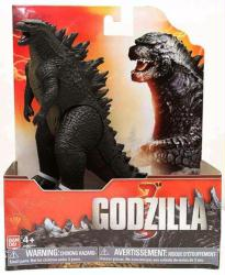 Godzilla action figure (Bandai/2014) 2014 movie