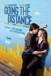 Going the Distance movie poster [Drew Barrymore & Justin Long] advance