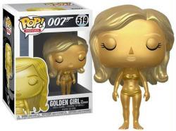 Pop! Movies: Golden Girl vinyl figure (Funko) James Bond Goldfinger