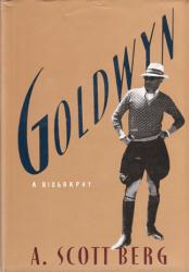 Samuel Goldwyn biography: Goldwyn hardback book (1989) A. Scott Berg