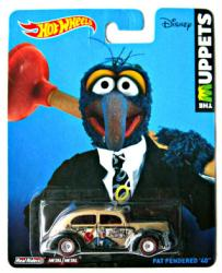 Hot Wheels: The Muppets Gonzo die-cast Fat Fendered '40