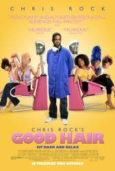 Good Hair movie poster [Chris Rock] 2009 documentary (27x40)