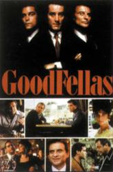 Goodfellas movie poster [Ray Liotta, Robert DeNiro, Joe Pesci] collage