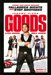 The Goods: Live Hard, Sell Hard movie poster [Jeremy Piven & Ed Helms]