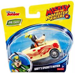 Mickey and the Roadster Racers: Goofy's Spaghetti Mayhem die-cast