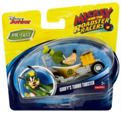 Mickey and the Roadster Racers: Goofy's Turbo Tubster die-cast