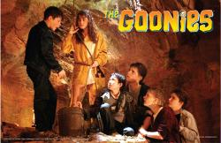 The Goonies movie poster: Wishing Well (36x24)