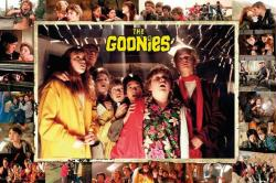 The Goonies movie poster (36x24) Collage