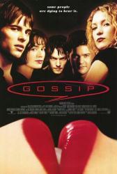 Gossip movie poster [James Marsden, Lena Headey & Kate Hudson] VG