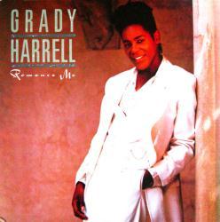 Grady Harrell poster: Romance Me vintage LP/Album flat