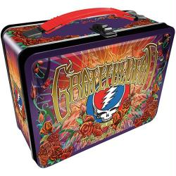 The Grateful Dead collectible Lunch Box Tin Tote (Aquarius)
