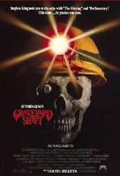 Graveyard Shift movie poster [Stephen King's Graveyard Shift] 27x40