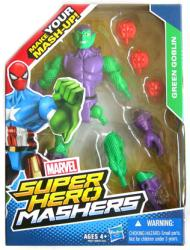 Marvel Super Hero Mashers: Green Goblin action figure (Hasbro)