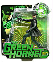 The Green Hornet: Green Hornet action figure (Factory/2010)