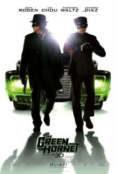 The Green Hornet in 3D movie poster [Seth Rogen, Jay Chou] 27x40
