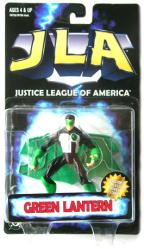 JLA [Justice League of America] Green Lantern figure (Kenner/1998)