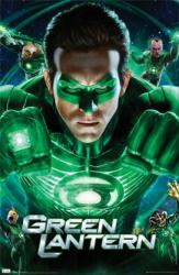 Green Lantern movie poster (2011) [Ryan Reynolds] 22x34