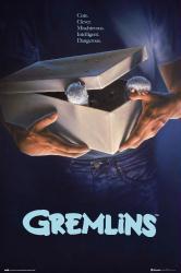 Gremlins movie poster (1984) 24x36