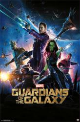 Guardians of the Galaxy movie poster [Chris Pratt] (24x36) 2014 film