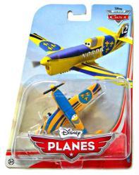 Planes: Gunnar Viking 1:55 die-cast plane (Mattel/2013) Disney