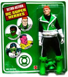 Retro Action DC Super Heroes: Guy Gardner action figure (Mattel)