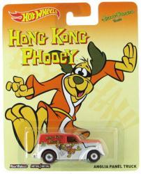 Hot Wheels Pop Culture: Hong Kong Phooey Anglia Panel Truck diecast