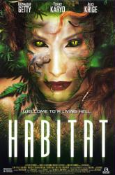 Habitat movie poster (1997) 26x40 video poster