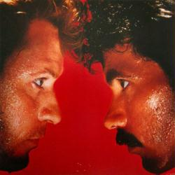 Hall and Oates poster: H2O vintage LP/Album flat