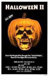 Halloween II movie poster (11'' X 17'' poster) 1981