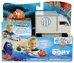 Finding Dory: Hank Truck Playset with Roll Marlin Swigglefish