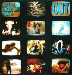 Happy Hate Me Nots poster: Out vintage LP/album flat (1988)