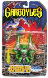 Gargoyles: Hard-Wired Lexington action figure (Kenner/1996)