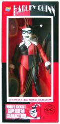 DC Comics Retro Sofubi Collection: Harley Quinn soft vinyl figure
