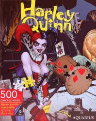 Harley Quinn jigsaw puzzle (Aquarius) Brand New 500 piece puzzle
