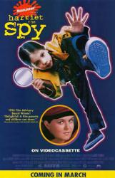 Harriet the Spy poster [Michelle Trachtenberg, Rosie O'Donnell] 27x40