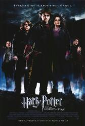 Harry Potter and the Goblet of Fire movie poster (27'' X 40'')