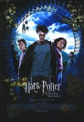 Harry Potter and the Prisoner of Azkaban movie poster (Radcliffe)