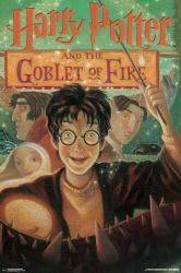 Harry Potter and the Goblet of Fire poster: Book Cover (24x36)