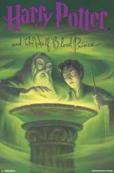 Harry Potter and the Half-Blood Prince poster: Book Cover (24x36)