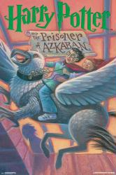 Harry Potter and the Prisoner of Azkaban poster: Book Cover (24x36)