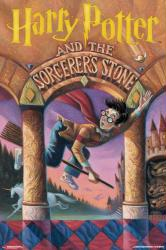 Harry Potter and the Sorcerer's Stone poster: Book Cover (24x36)