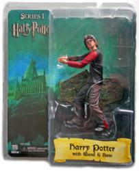 Harry Potter Series 1: Harry Potter action figure with Wand (NECA)