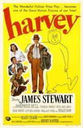 Harvey movie poster [James Stewart] 11'' X 17''