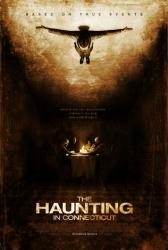 The Haunting in Connecticut movie poster (2009 one-sheet) VG