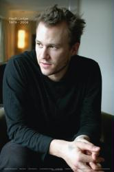 Heath Ledger poster: 1979-2008 (24x36)